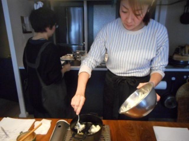 画像4: 青のりちりめんじゃこのチーズ揚げパン