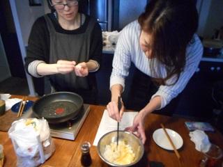 画像2: 焼き卵かけごはん