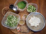 画像1: お寿司風ライスサラダ