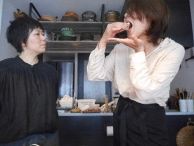 画像7: パルメザンとナッツのはちみつカナッペ