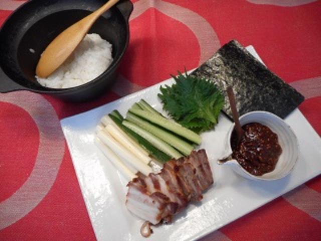 画像4: 韓国風チーズ手巻き寿司