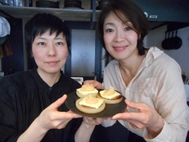 画像8: チーズと玉ねぎの柚子味噌田楽