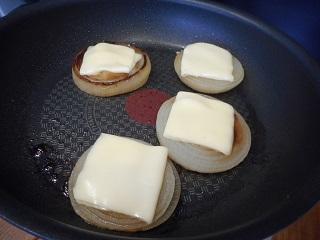 画像5: チーズと玉ねぎの柚子味噌田楽