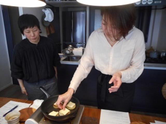 画像4: チーズと玉ねぎの柚子味噌田楽