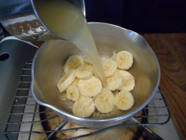 画像3: バナナとリンゴのみりんのジャム と レモンチーズ のスコーン