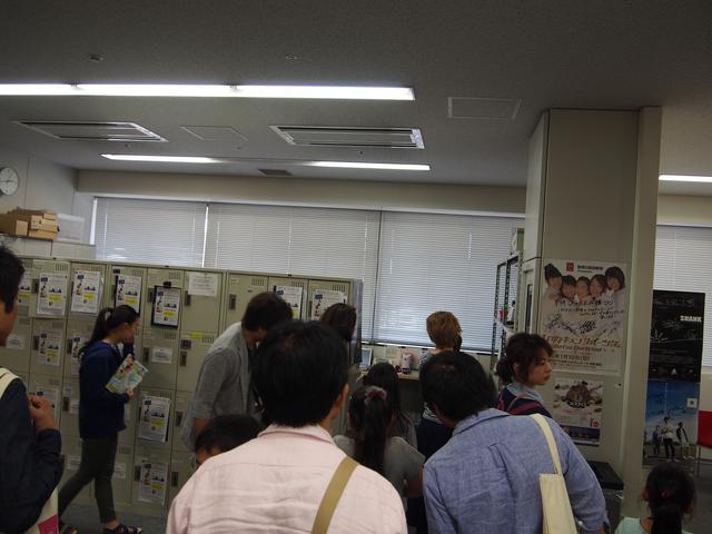 画像: ニュース室