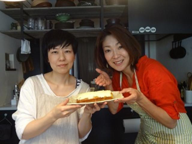 画像8: ミントとオリーブオイルと瀬戸内レモンチーズのケーキ