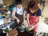 画像4: 青梗菜とチーズのご飯