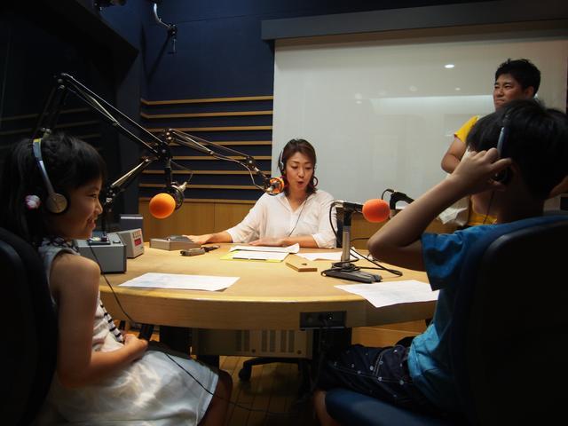 画像: 由美ちゃんも緊張をほぐすため積極的にお話しします。