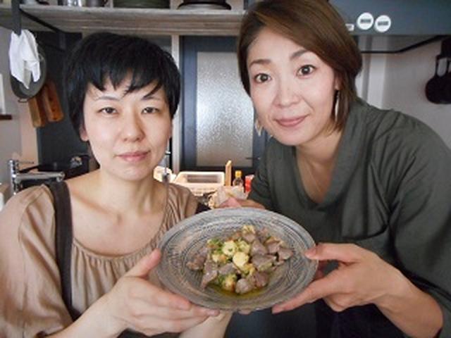 画像8: 砂肝とチーズのにんにくソテー