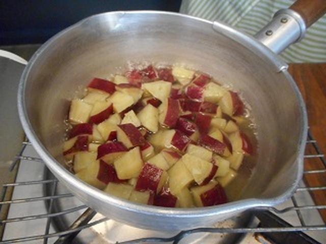 画像2: サツマイモのポテトサラダ