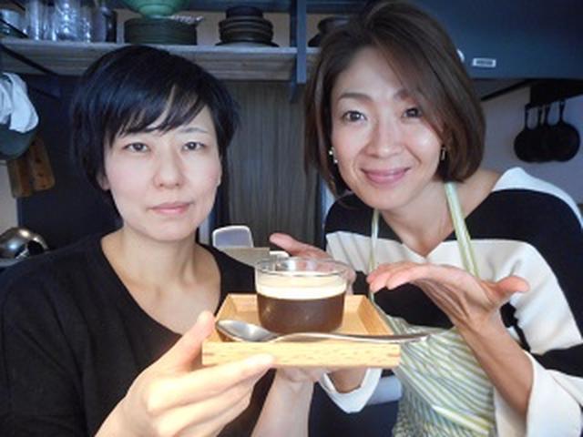 画像6: 和栗チーズクリームのコーヒーゼリー