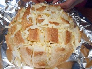 画像5: パンのチーズ焼き