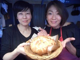 画像10: パンのチーズ焼き