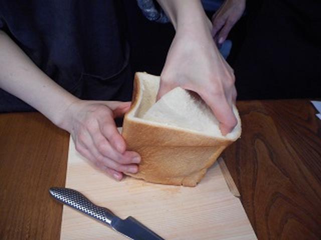 画像5: おせちに飽きたらカレーもね 食パン1斤カレートースト フォンデュ