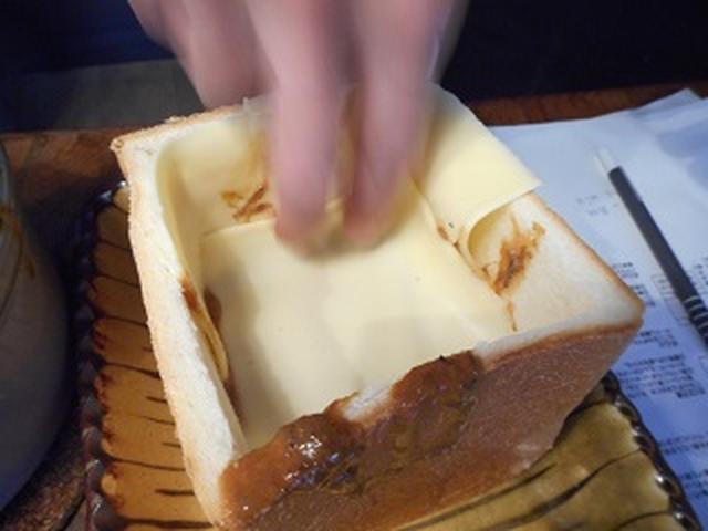 画像10: おせちに飽きたらカレーもね 食パン1斤カレートースト フォンデュ