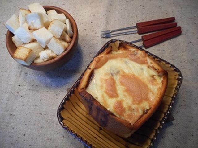 画像12: おせちに飽きたらカレーもね 食パン1斤カレートースト フォンデュ