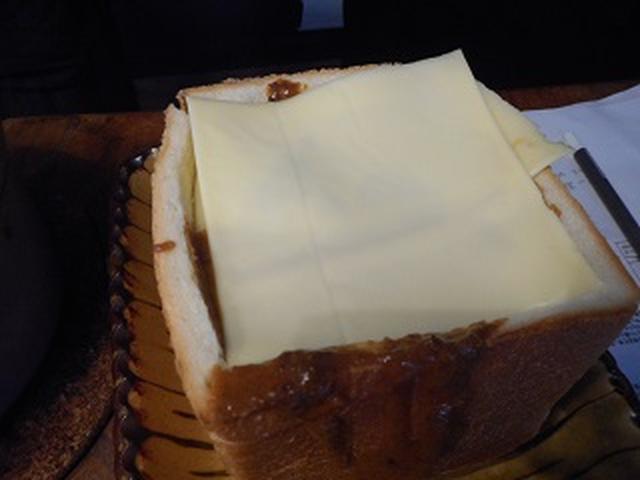 画像11: おせちに飽きたらカレーもね 食パン1斤カレートースト フォンデュ