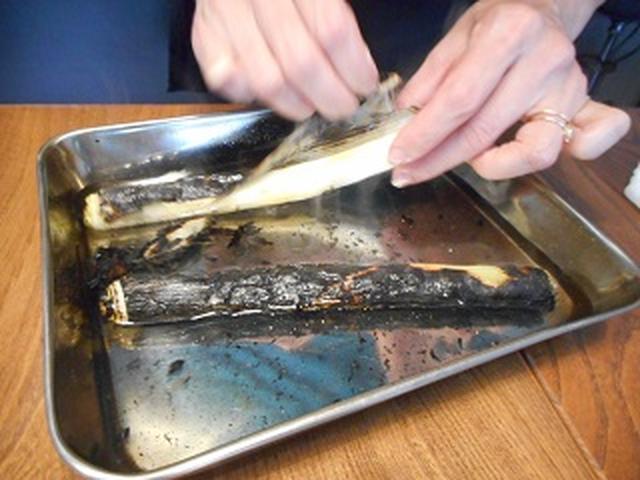 画像4: 丸ごとネギ焼きのチーズ乗せ