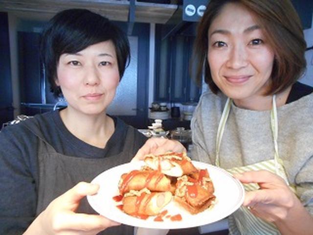 画像8: 食パンでアメリカンドッグ