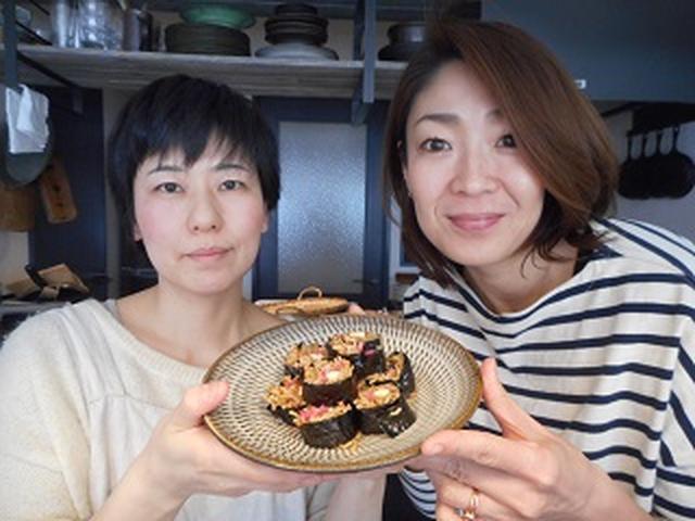 画像8: お寿司だけが海苔巻きじゃない!焼きそば海苔巻