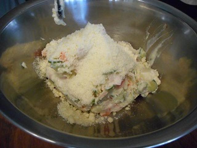 画像4: チーズポテサラの油揚げ巻き