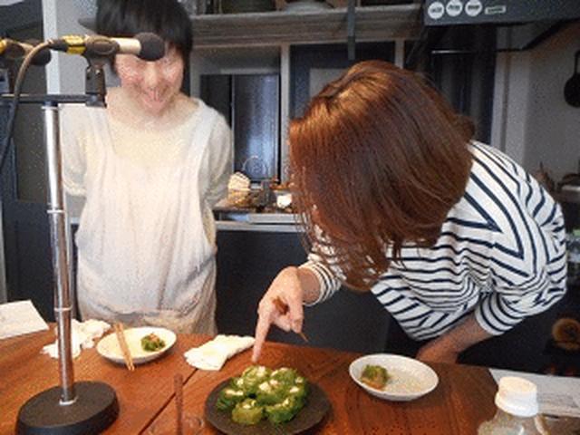 画像5: チーズ入り巻き巻きサラダ