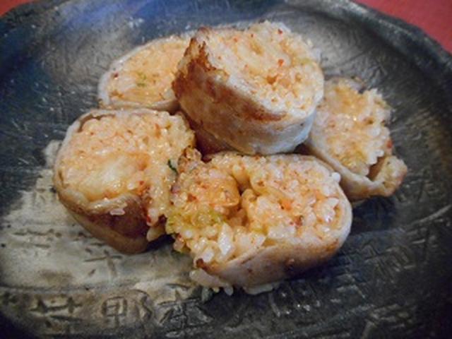 画像4: キムチーズごはん肉巻き