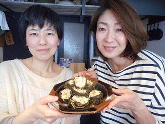 画像10: チーズ入りロール高菜