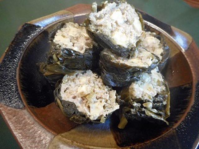 画像8: チーズ入りロール高菜