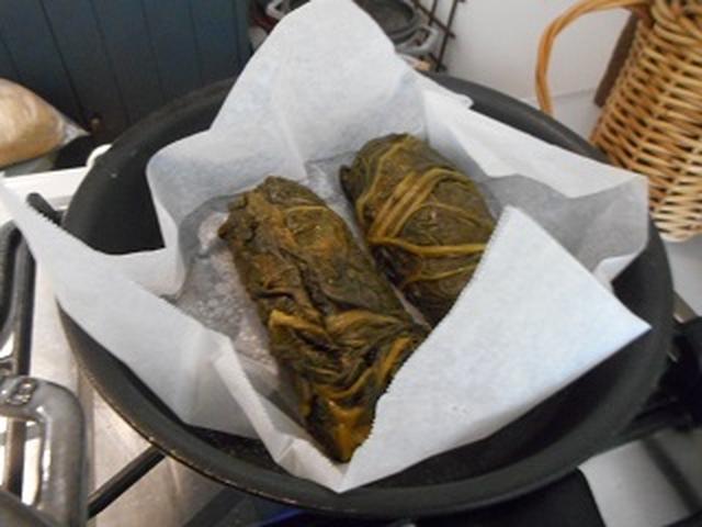 画像7: チーズ入りロール高菜