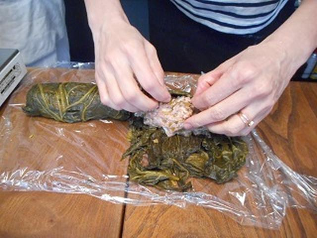 画像6: チーズ入りロール高菜
