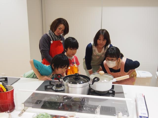 画像: 使い方をおぼえたら、いよいよお料理開始です!