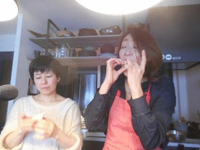 画像6: ショートケーキ風サンドイッチ