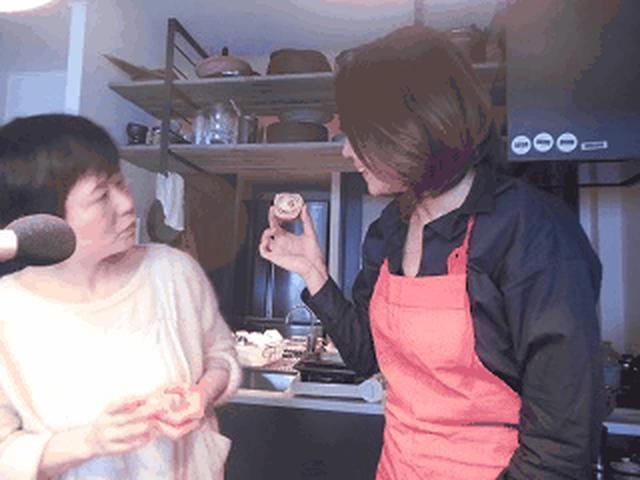 画像7: チーズ入りバームクーヘン
