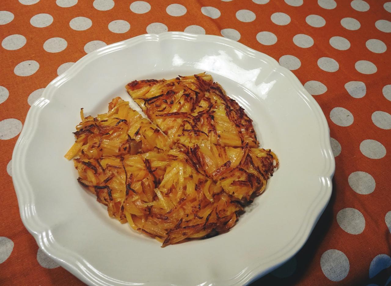 画像5: 人参とチーズのガレット