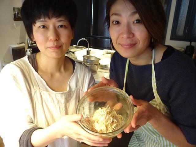 画像8: 千切りポテトサラダ