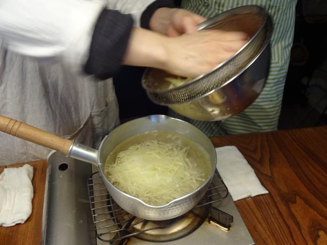 画像2: 千切りポテトサラダ