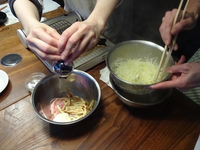 画像4: 千切りポテトサラダ