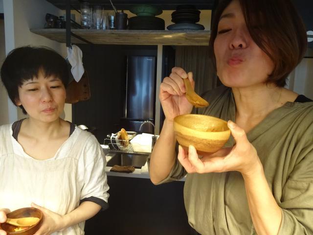 画像7: スープのポットパイ チーズ乗せ