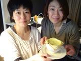 画像8: スープのポットパイ チーズ乗せ
