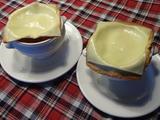 画像5: スープのポットパイ チーズ乗せ