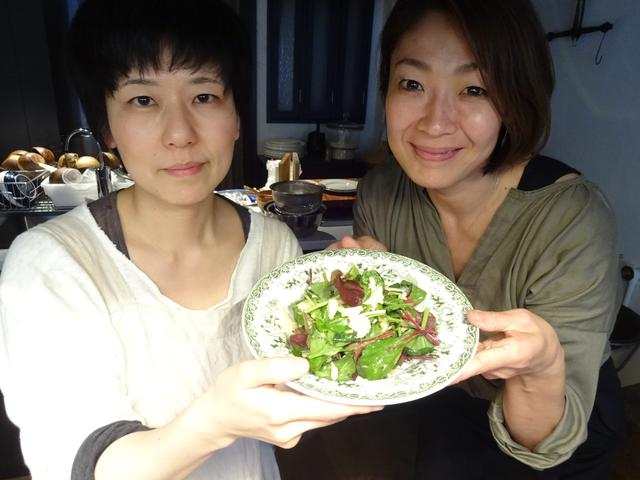 画像6: チーズ入りグリーンサラダ