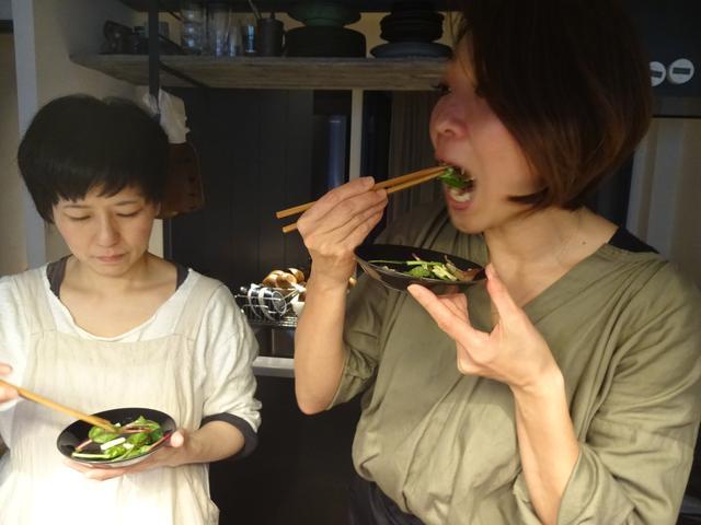 画像5: チーズ入りグリーンサラダ