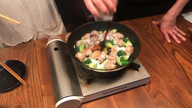 画像5: 酢豚風炒め物