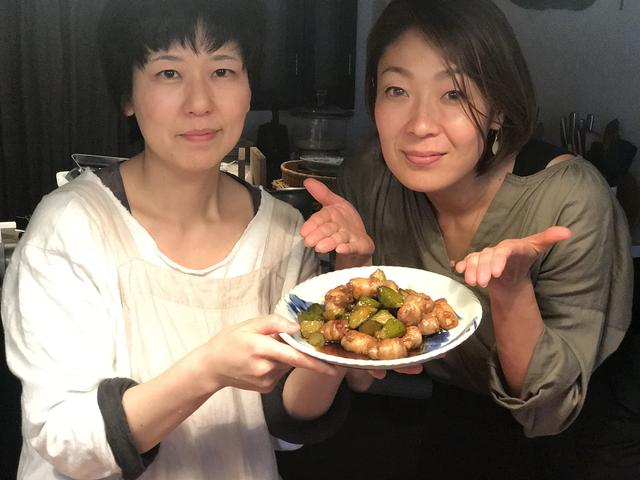 画像9: 酢豚風炒め物