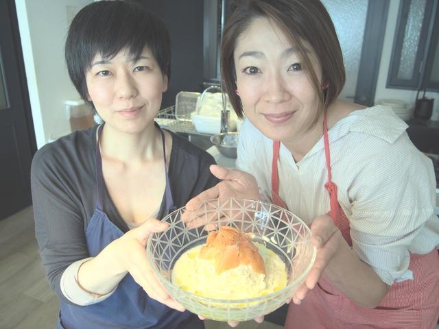 画像9: 冬瓜とチーズの冷製パスタ