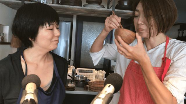 画像6: 長いもと柚子胡椒風味のチーズのお味噌汁
