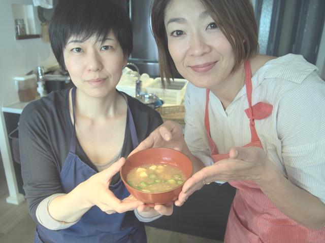 画像7: 長いもと柚子胡椒風味のチーズのお味噌汁