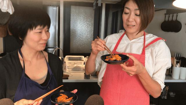 画像8: 鶏肉のケチャップ炒めチーズ乗せ
